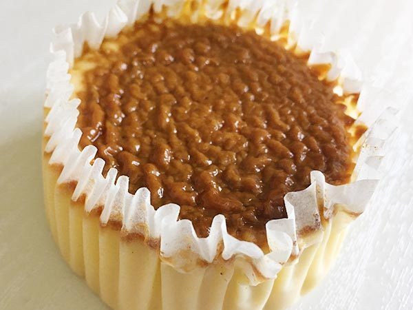 ローソンチーズケーキバスチー
